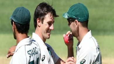 Aus pace trio says umpires inspected ball, didnt change it as there was no sign of damage (1)