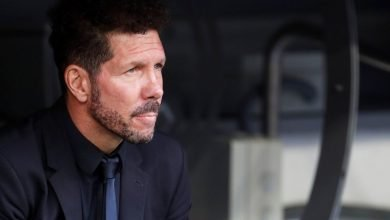 Coach Simeone Atletico says Madrid will give their life to win LaLiga