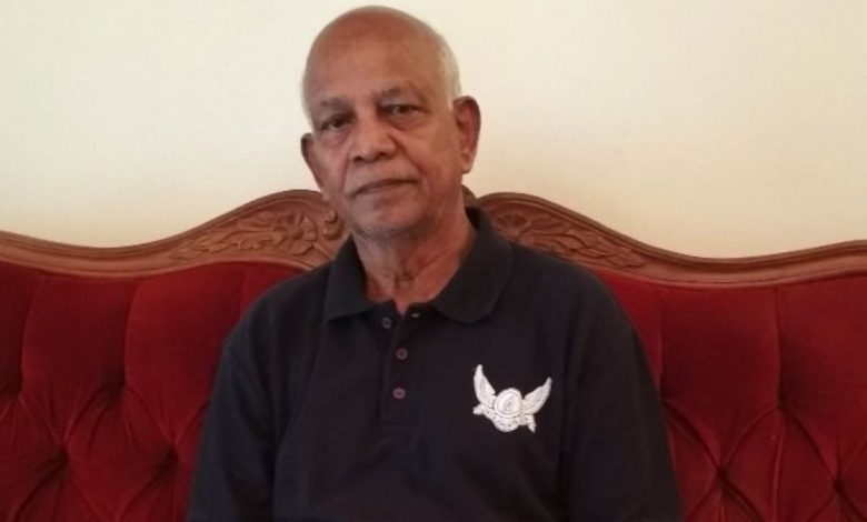 Former Indian football player Fortunato Franco passes away
