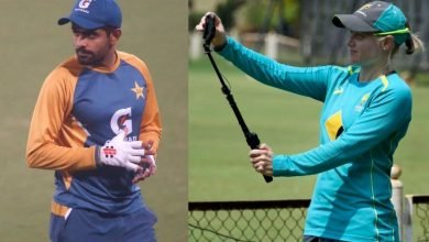 Babar Azam and Alyssa Healy