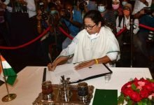 Mamata Banerjee takes oath as West Bengal CM for the third consecutive term - Digpu News