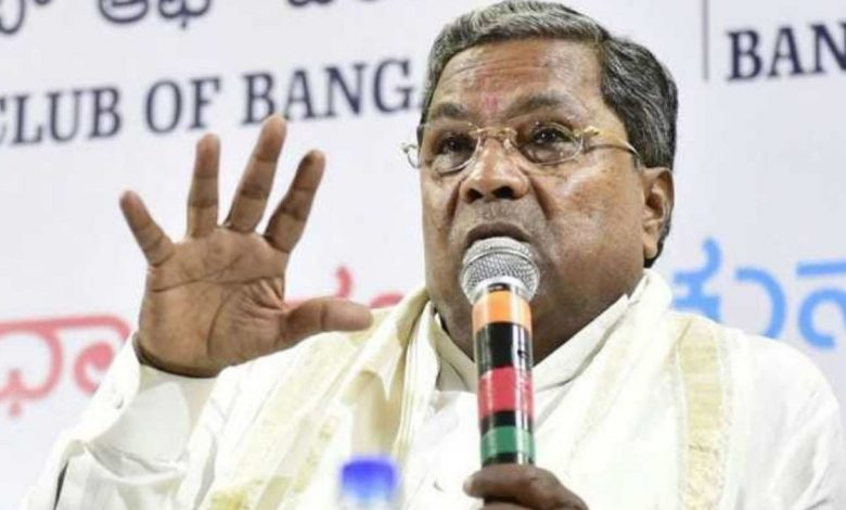 'Oxygen produced in Karnataka should be reserved for our state': Siddaramaiah