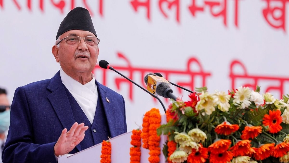 PM of Nepal KP Sharma Oli is set to face a confidence vote in Parliament
