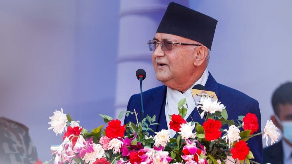 Prime Minister of Nepal KP Sharma Oli is set to face a confidence vote in Parliament