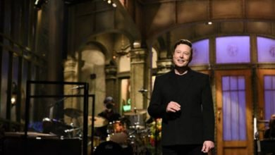 SpaceX founder and Tesla CEO Elon Musks hosting gig