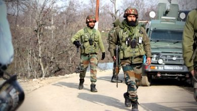 Indian Army Jawans in Shopian Kashmir image