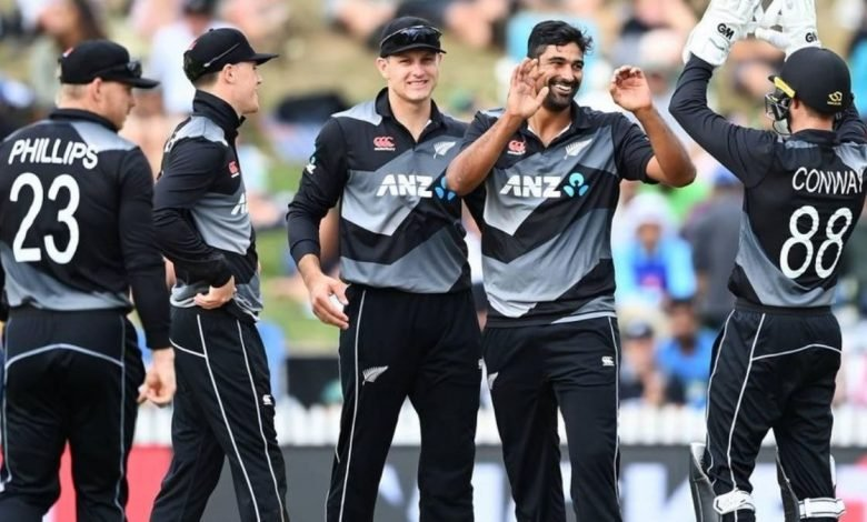Williamson-led New Zealand become the number one ranked ODI team