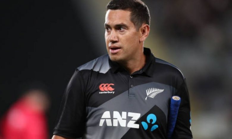 Ross Taylor diagnosed with grade one calf strain