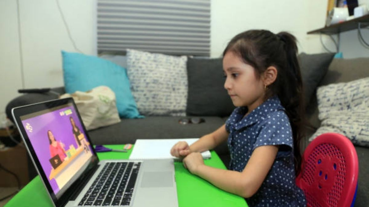 The virtual program might help kids to get ready for kindergarten