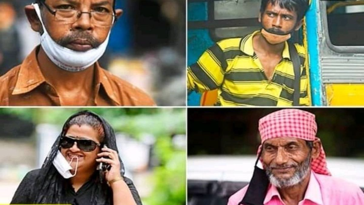 Study shows 50 pc people still do not wear masks: Health Ministry