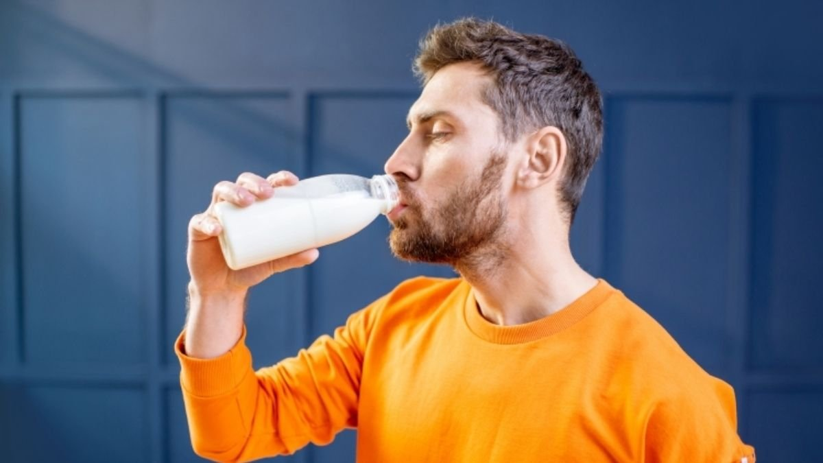 The study suggests no association between milk and increased cholesterol levels