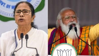 Mamata Banerjee Leading on 212 Seats and BJP at 78 - West Bengal Election Results