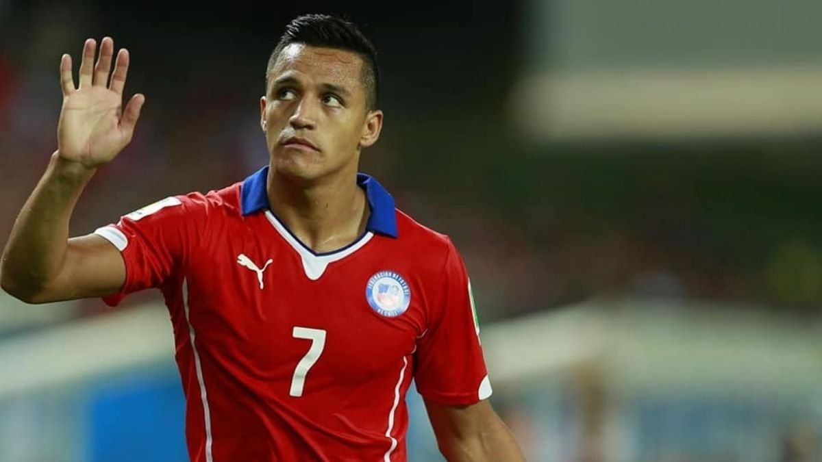 Alexis Sanchez to miss Chiles group-stage matches (1)