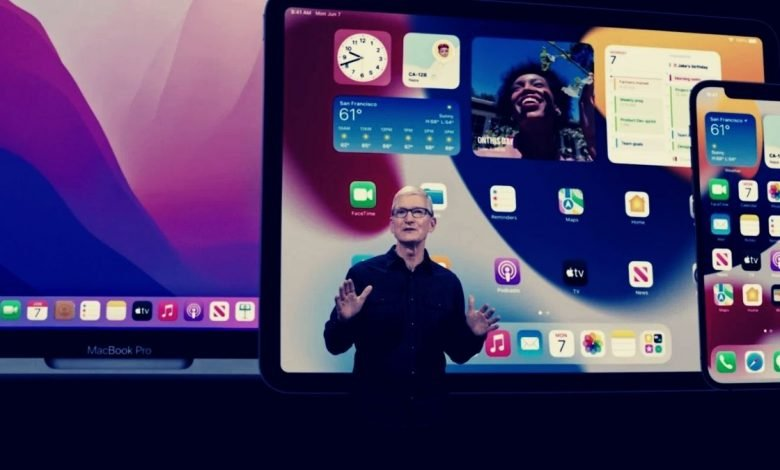 Apple Made Biggest announcements during WWDC 2021 keynote event