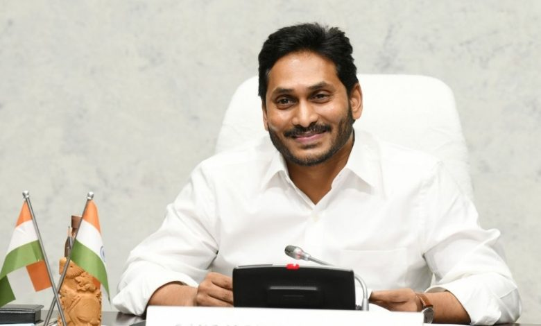Chief Minister Jagan Reddy virtually launched Andhra Pradesh Amul Project (1)