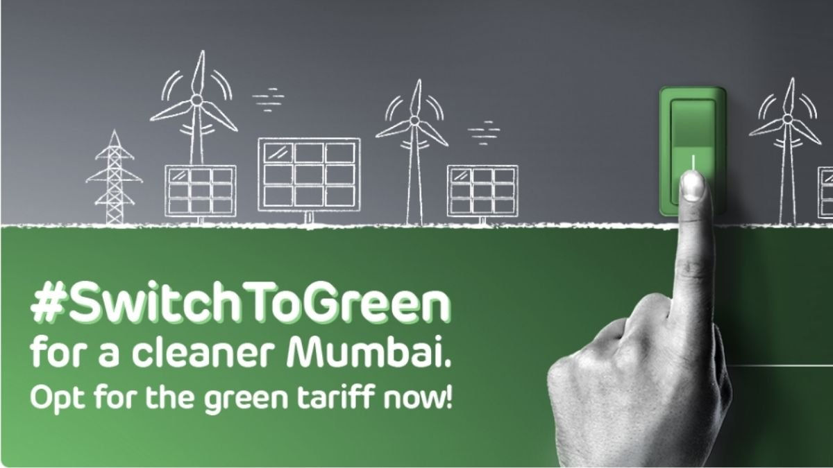 Green Tariff Initiative for consumers in Mumbai by Adani Electricity 1 1