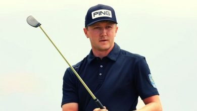 Henley, Hughes, Oosthuizen tied for lead entering final round (1)