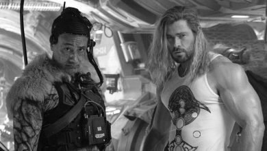 Hollywood star Chris Hemsworth finished shooting of Thor Love and Thunder (2)