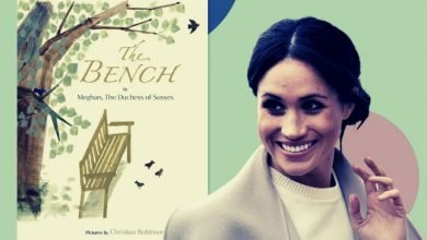 Meghan Markle released her debut childrens book The Bench (1)