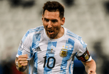 Messi free-kick not enough as Argentina held to a draw by Chile Copa America
