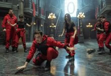 Netflix has released the first look images from the popular series Money Heist
