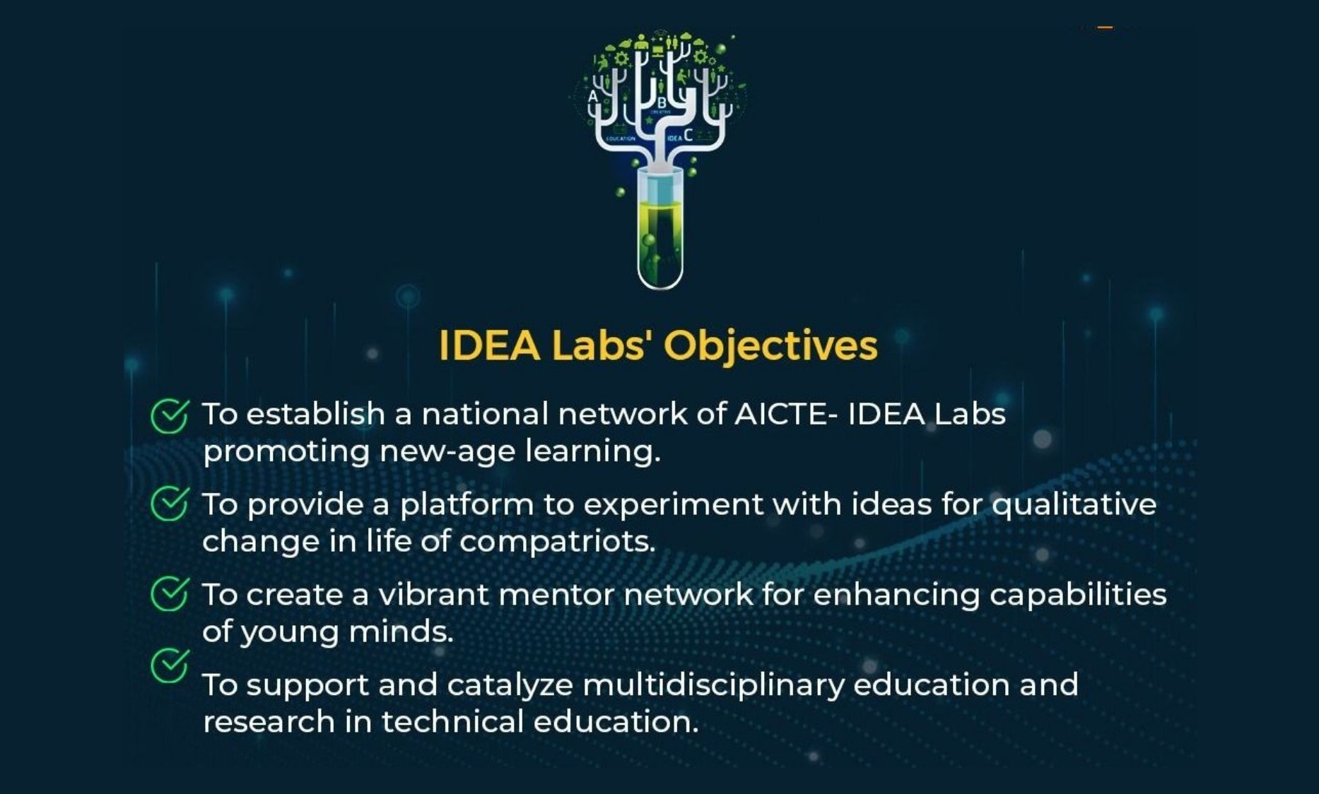 Panipat Institute of Engineering & Technology (PIET) Awarded with a grant of 55 Lacs by AICTE for setting up the Idea Lab- Digpu News