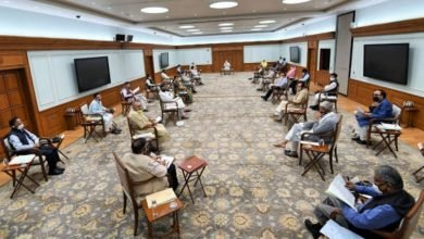 State cabinet meeting
