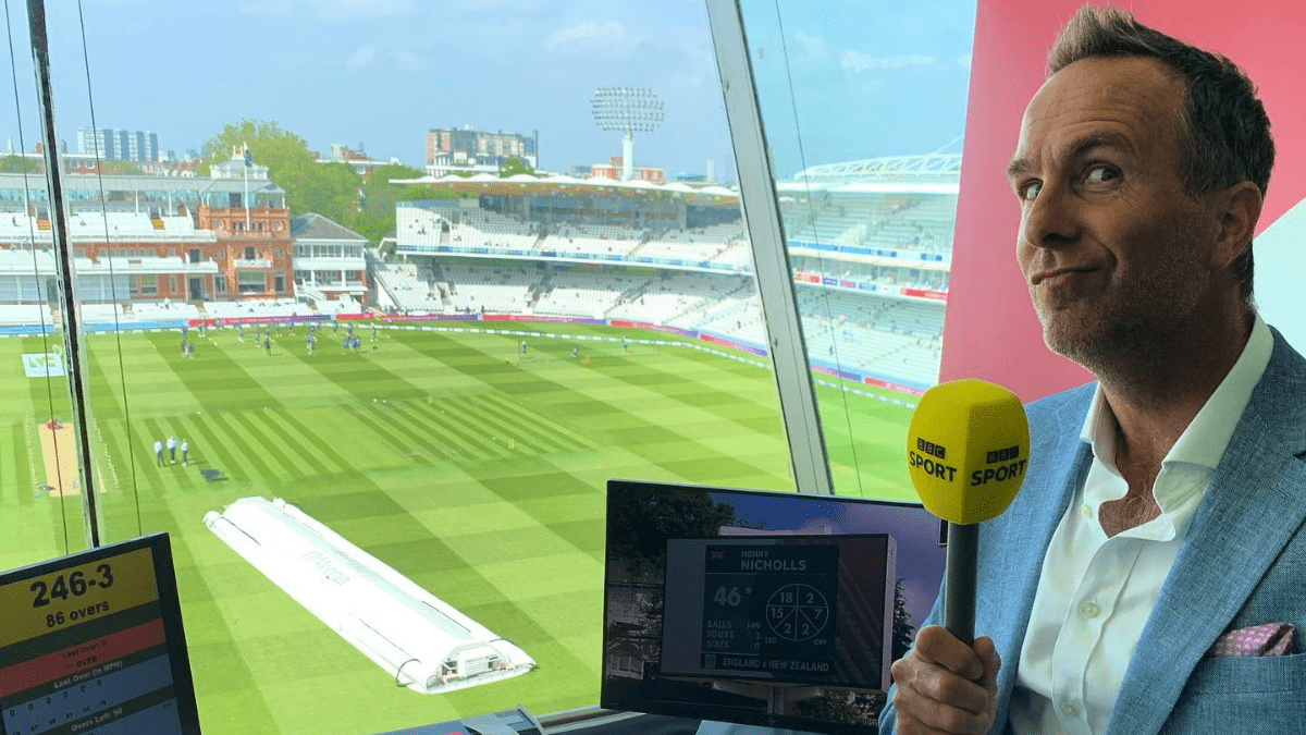 Vaughan says Ollie Robinson should and will play against India
