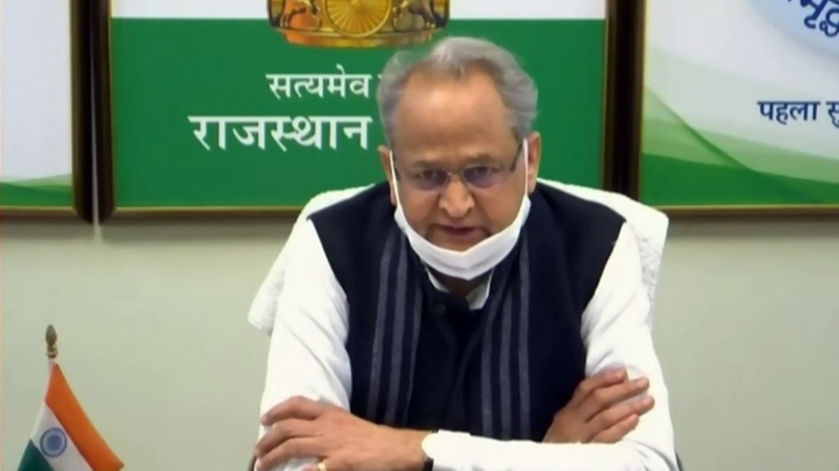 Chief Secretary, high officials should lobby to secure state's full water share Rajasthan CM - Digpu