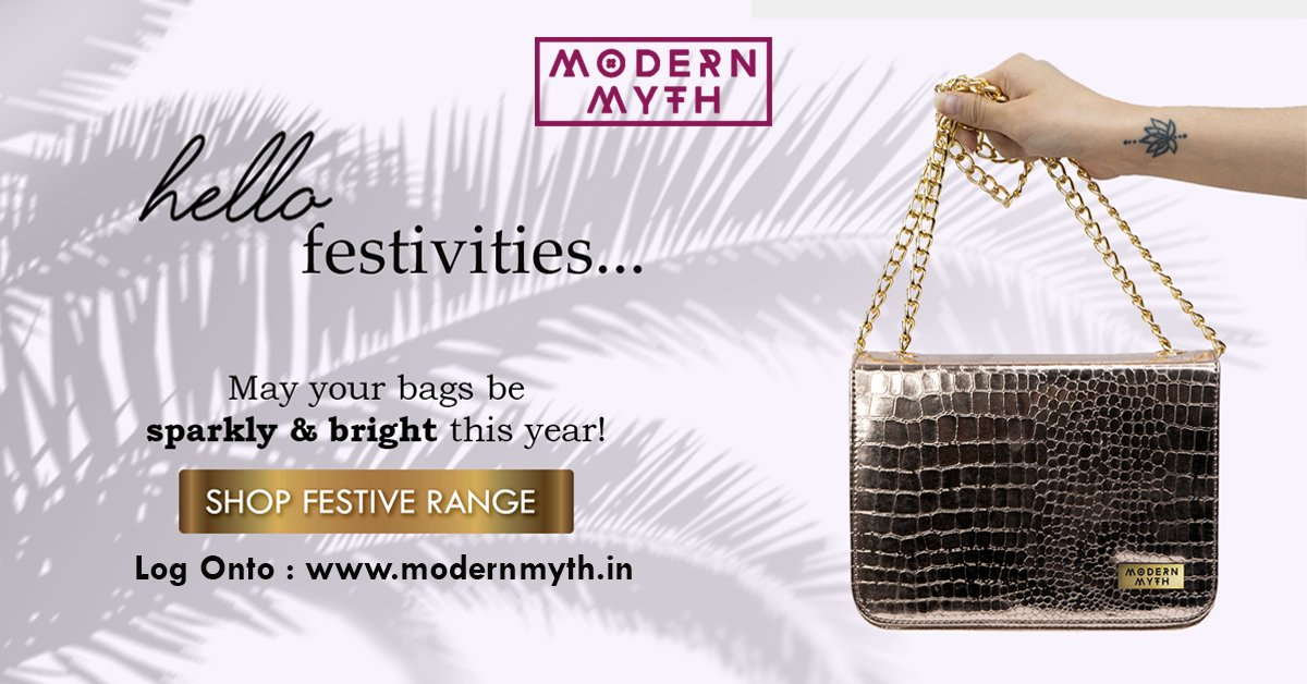 Oshina Hans launches the new collection of her bag label Modern Myth
