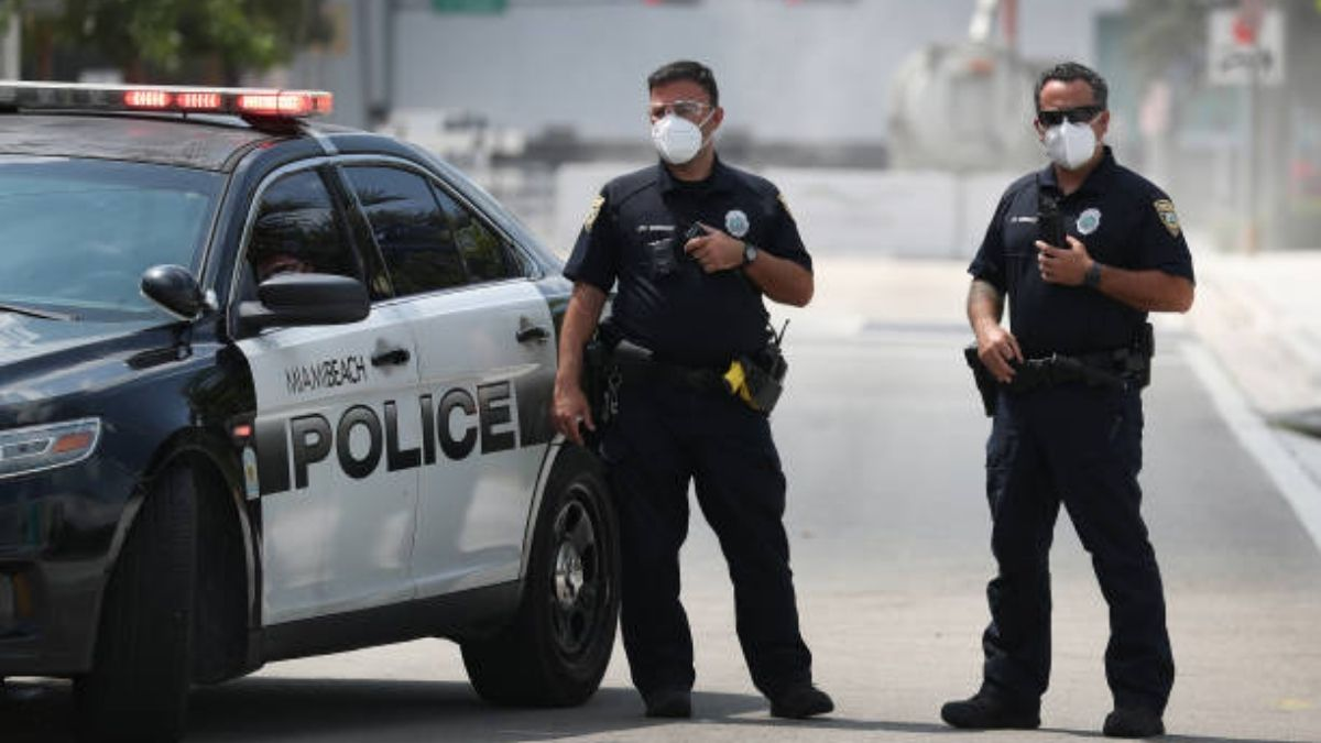 Study finds the impact of police action on population health