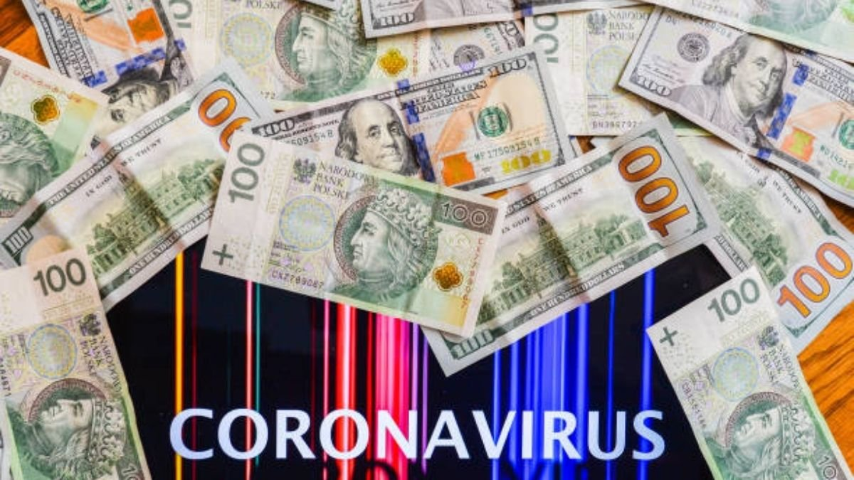 Can anyone get infected with COVID-19 through currency notes?