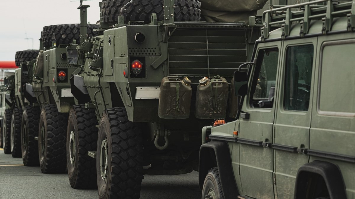 Convoy Movement Unsafe for Forces and Irksome for Citizens