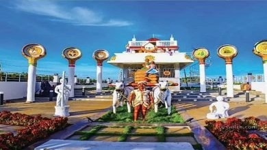 Andhra MLA builds a temple for CM Jagan spending crores