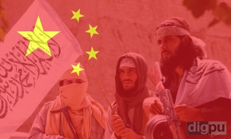 China has a plan ready for Taliban if Kabul fails, report claims