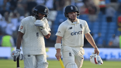 India vs England 3rd Test Live