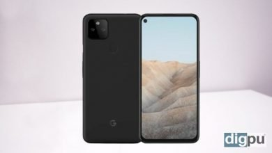 Leaked image of Google Pixel 5a 5G