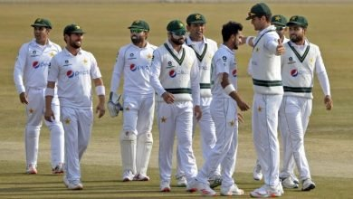 West Indies vs Pakistan 2nd Test Day 5