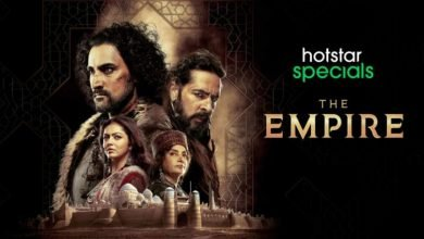 The Empire, a prelude to the Moghul rule in India is an adaptation of 'Empire of the Moghul: Raiders From The North'