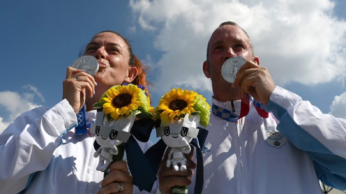 Tokyo Olympics: San Marino sent only five athletes to the Games – and won 3 medals