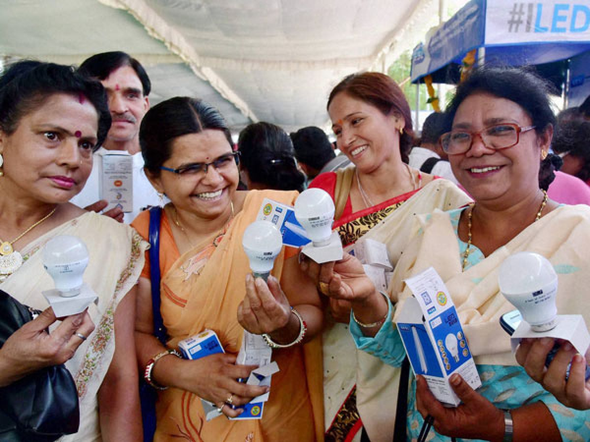 Modi's Ujala scheme can be availed at kiosks in your cities, LEDs are priced 40% less than market rate