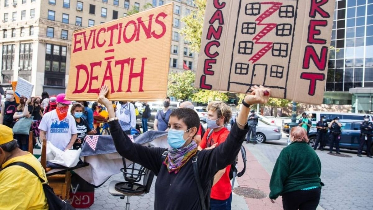 As Federal Mortarium Comes to an End, Tenants in the USA Stare at Possible Evictions
