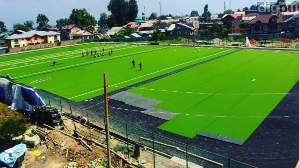 First synthetic hockey turf stadium coming up in Pulwama