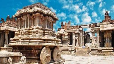 Hampi, the 'lost city' remains the most popular spot for International tourists