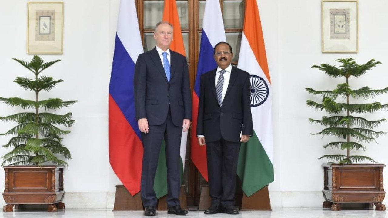India and Russia join hands to prevent spread of radicalization in Central Asia - Digpu News