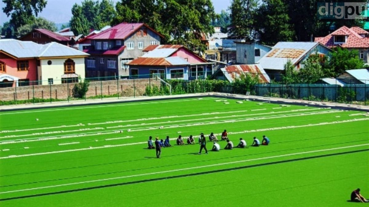 Kashmir's first synthetic hockey turf stadium coming up in Pulwama