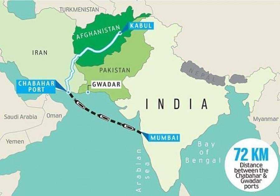 China-Russia-Pakistan Axis and India's Position