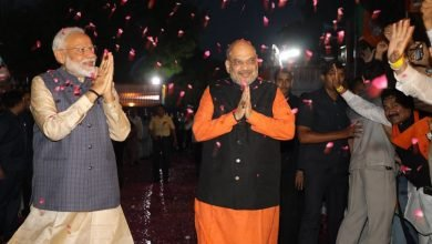 On the Brink - Has Narendra Modi-led BJP gone the Congress way?