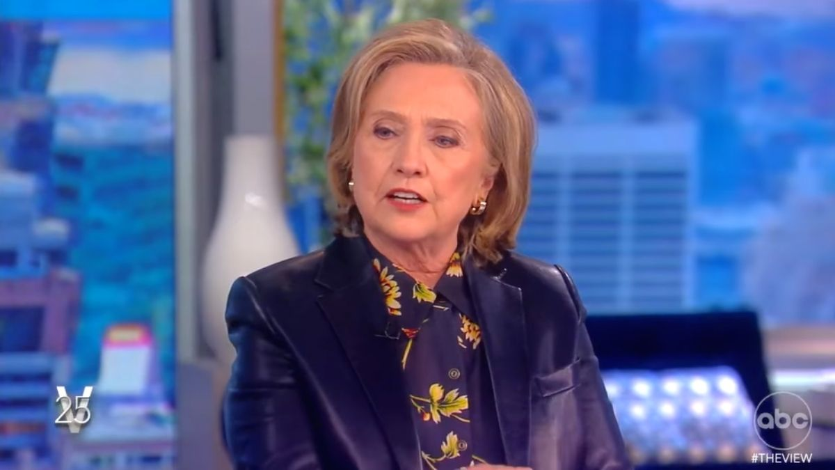 Former Secretary of State, Democratic presidential candidate Hillary Clinton