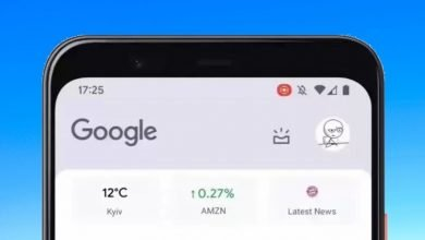Google Discover to help identify possible fall in stock value